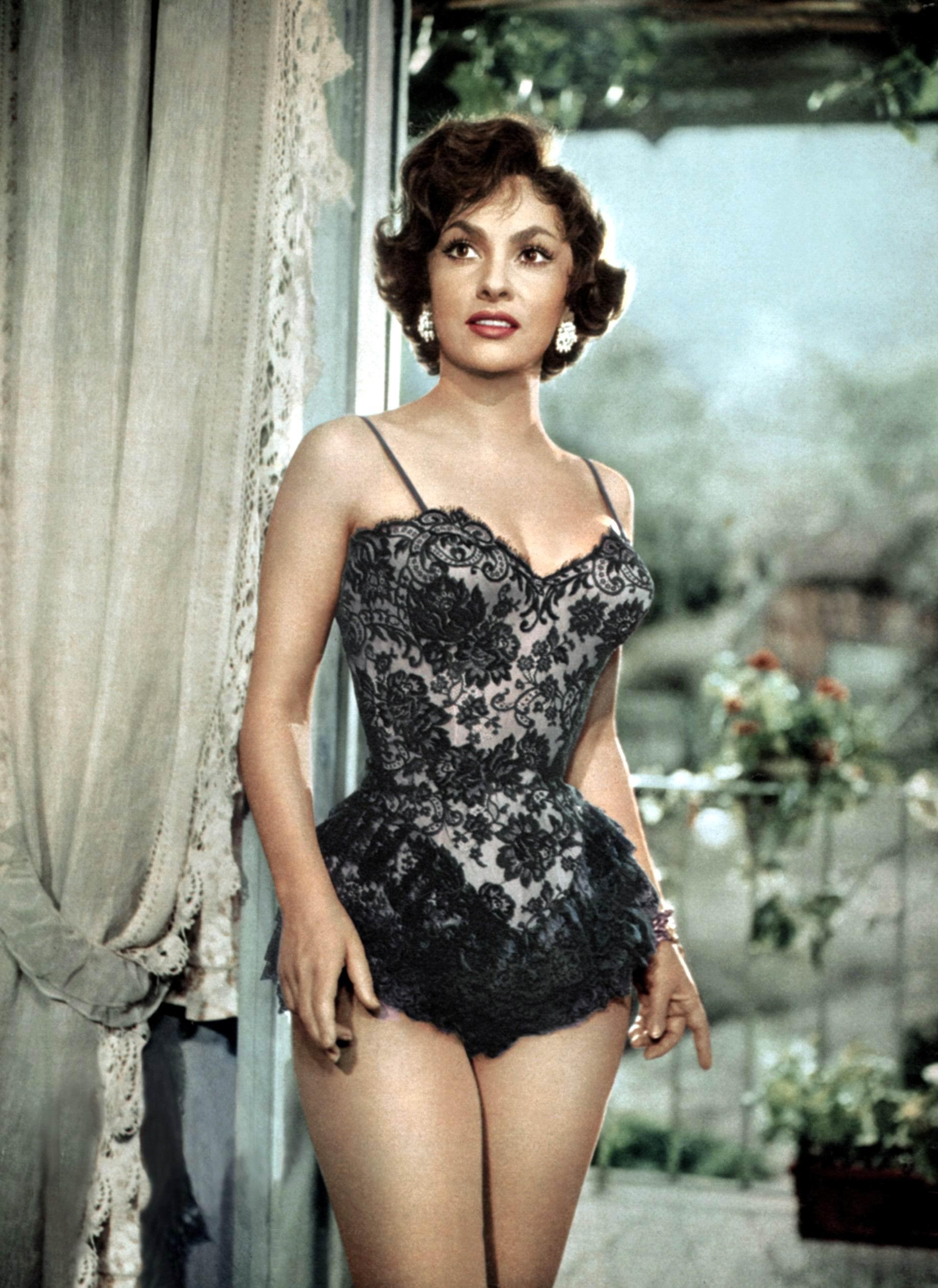 Luis Gina Lollobrigida Esmeralda